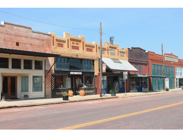 Bartlett Commercial Historic District image