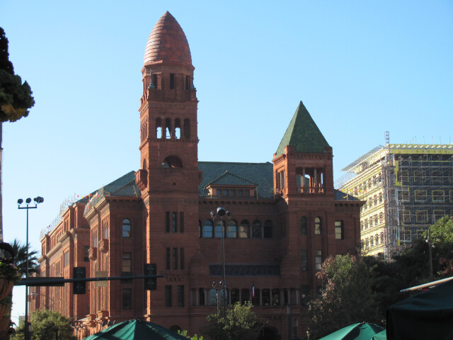 Bexar county courthouse image