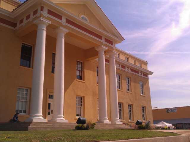 Cass County Courthouse Linden Tx image