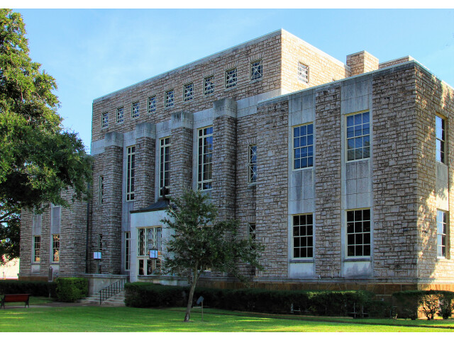 Cherokee county tx courthouse image