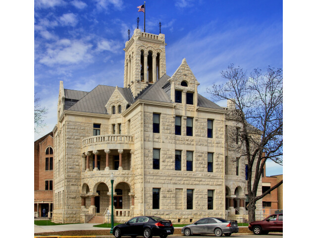 Comal county courthouse 2012 image