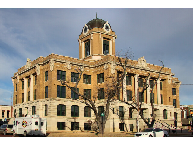 Cooke county tx courthouse 2015 image