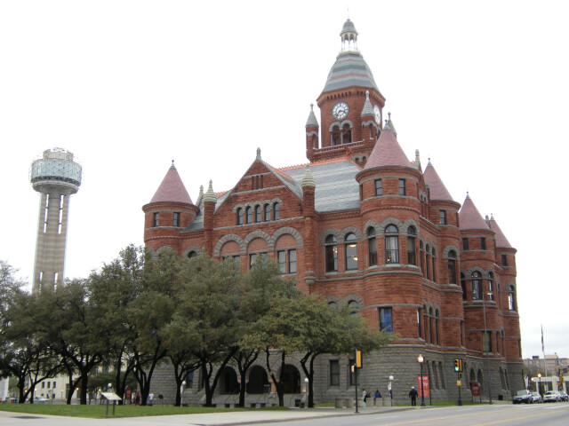 Dallas - Old Red Museum 01 image