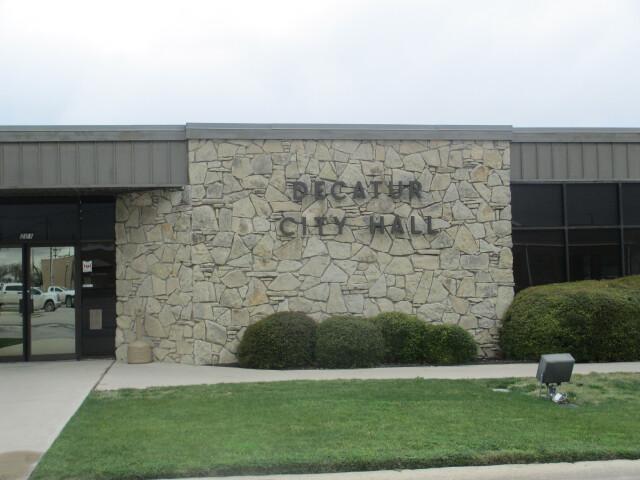 Decatur  TX City Hall IMG 6799 image