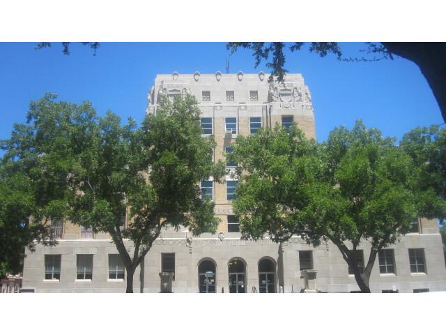 Eastland County  TX  Courthouse Eastland  TX IMG 6422 image