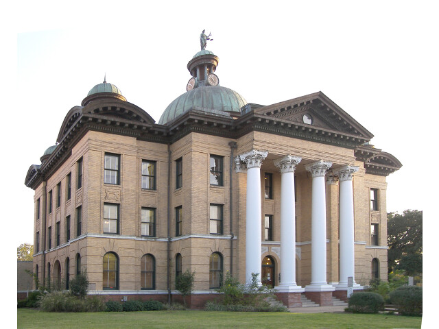 Fort bend courthouse image