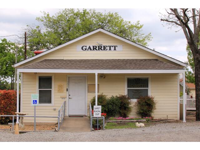 Garrett Texas City Hall 2018 image