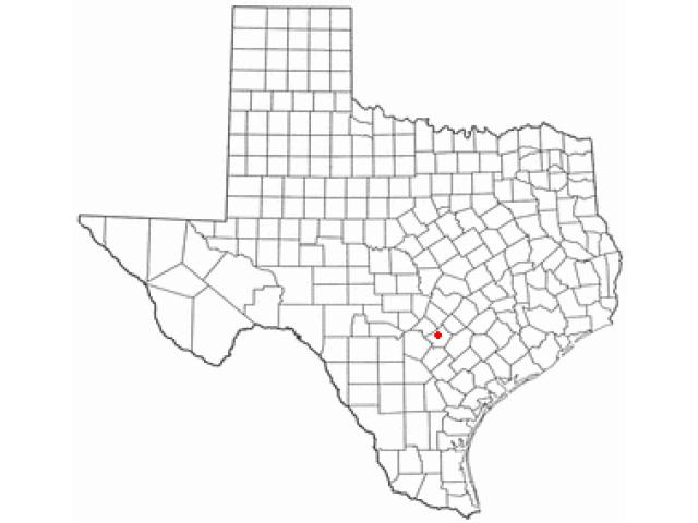 Geronimo location map
