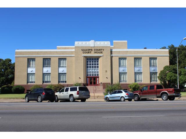 Gillespie County Courthouse Fredericksburg TX image