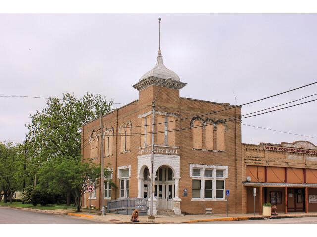 Granger Texas Former City Hall image