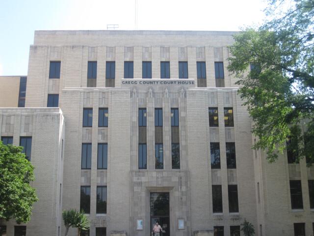 Gregg County  TX  Courthouse IMG 3943 image