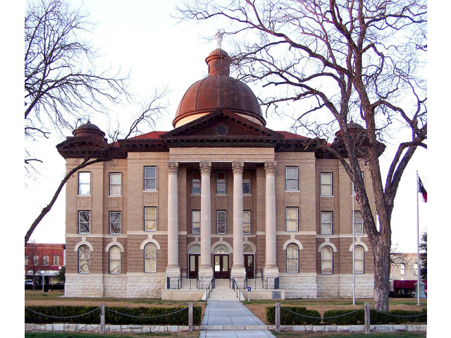 Hays courthouse image