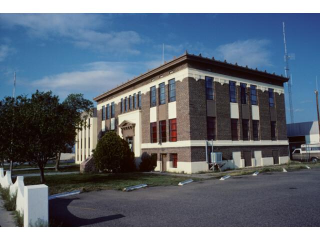 Hidalgo County New Mexico Courthouse image