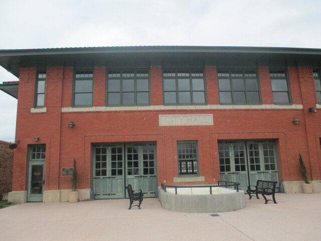 City Hall  Hillsboro  TX IMG 7097 image