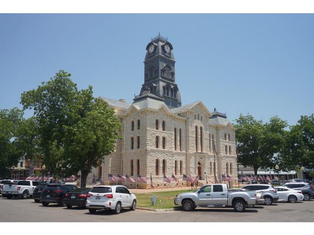 Granbury June 2018 35 'Hood County Courthouse' image