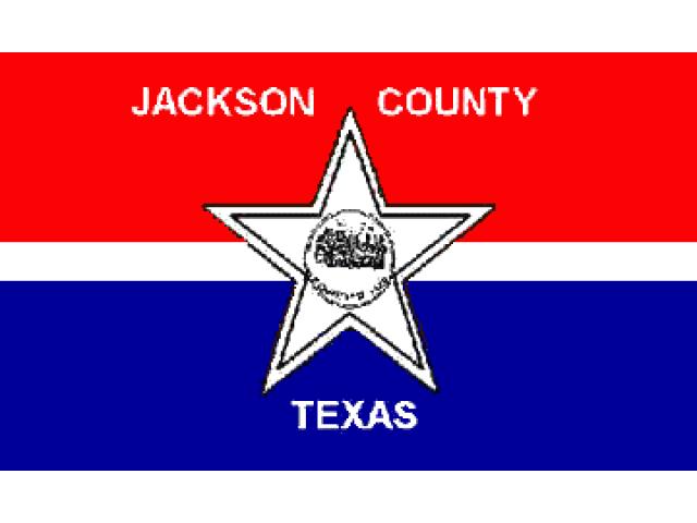 Flag of Jackson County  Texas image