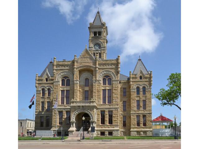 Lavaca County Courthouse full image