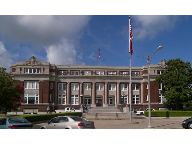 Limestone courthouse tx 2010 image