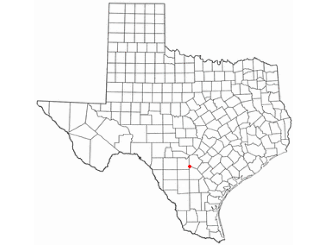 Lytle locator map