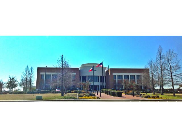 Mansfield City Hall image