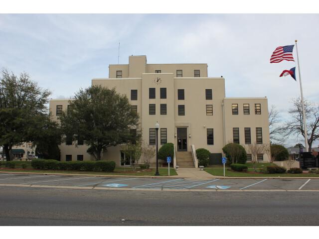 Titus County Courthouse  Mount Pleasant  Texas '6997904820' image