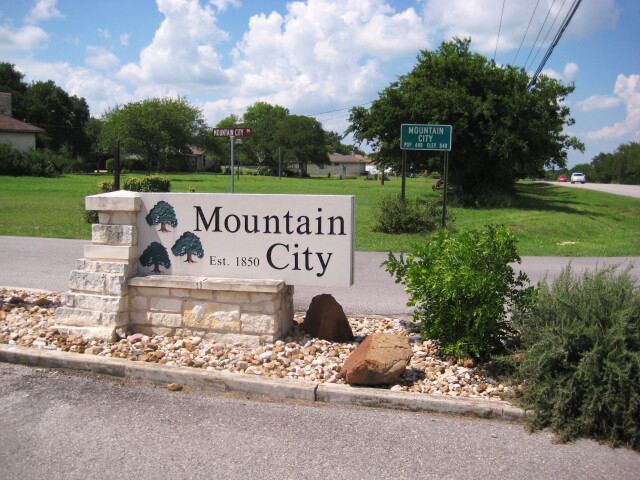 Mountain City Texas image