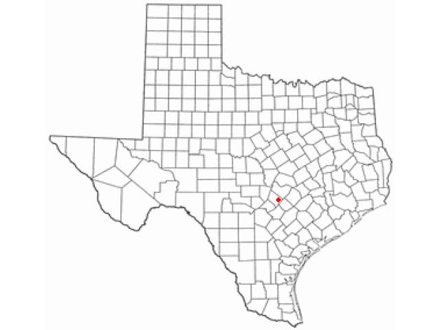 Mountain City locator map