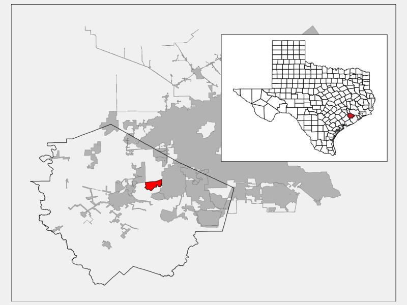 New Territory locator map