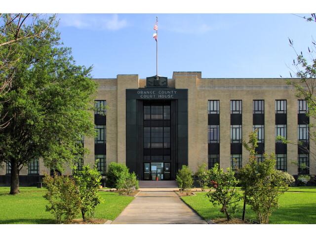 Orange county tx courthouse 2015 image