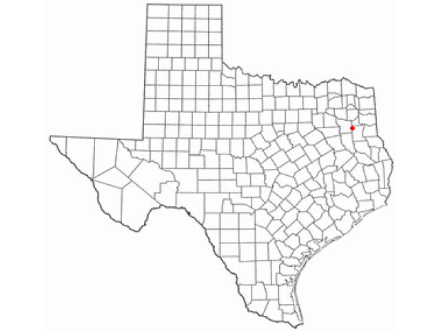 Overton locator map