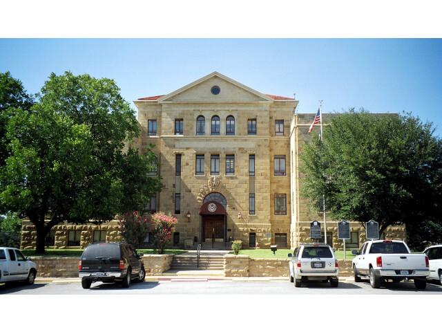 Palo pinto courthouse image