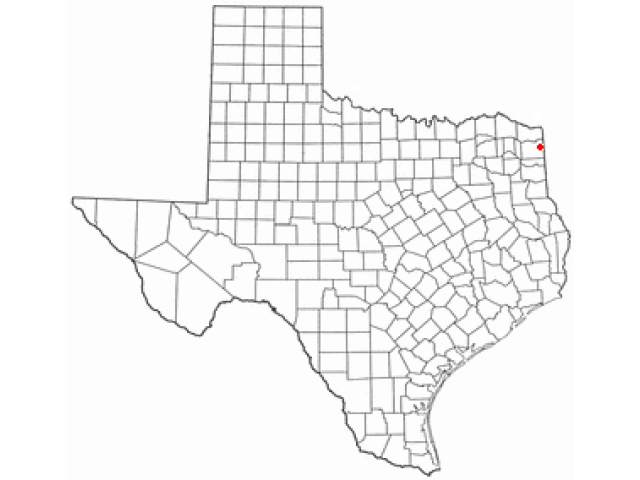 Queen City location map