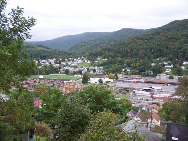 RichwoodWV skyline image