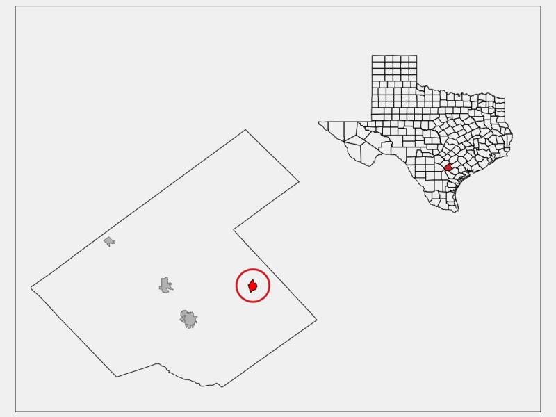 Runge locator map