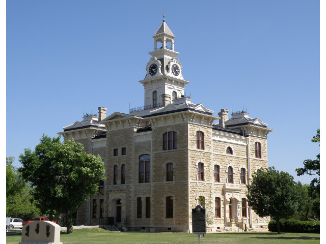Shackelford County Courthouse image