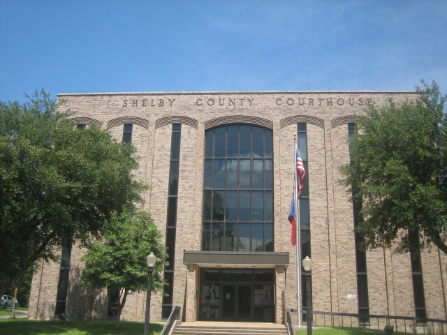 Shelby County  TX  Courthouse IMG 0965 image