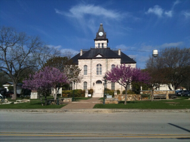 Somervell Co. TX courthouse 20100401 image