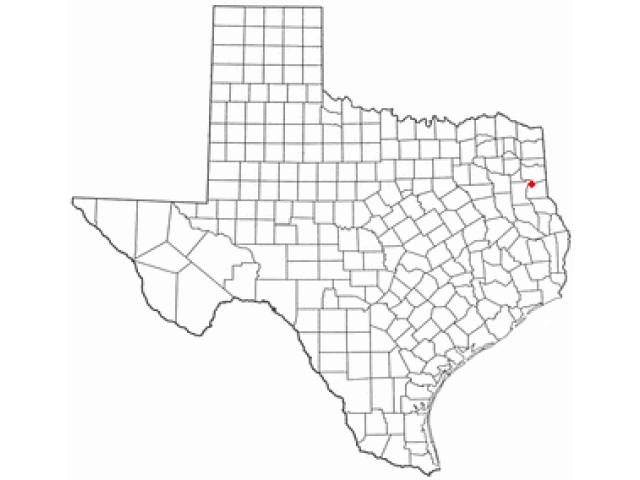 Tatum locator map