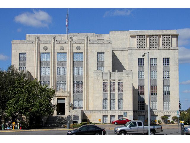 Travis courthouse 2011 image
