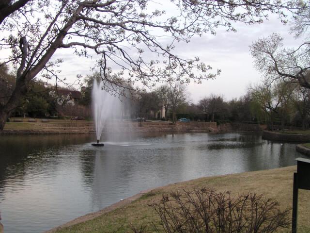 A park in University Park  Texas image