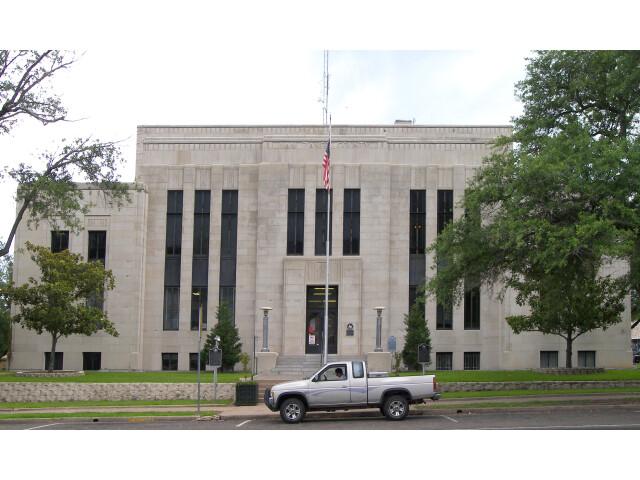 Vanzandt courthouse 2010 image