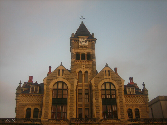 Victoria County  TX  Courthouse IMG 1008 image