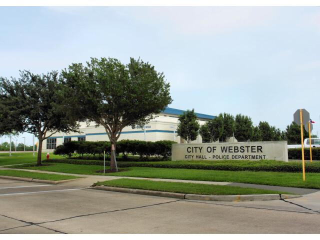 Webster TX City Hall image