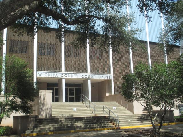 Wichita County  TX  Courthouse IMG 6884 image