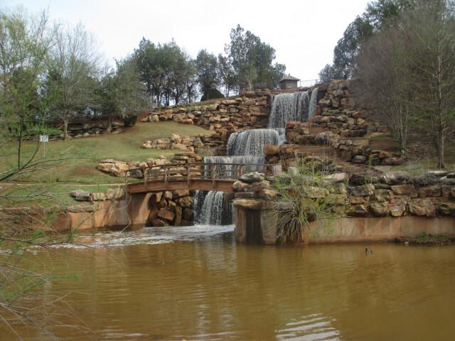 Revised photo of %22The Falls%22 at Wichita Falls  TX IMG 6918 image