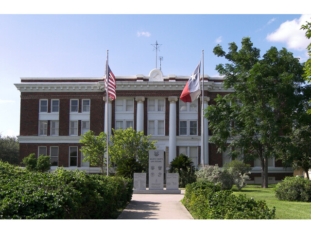 Willacy courthouse image