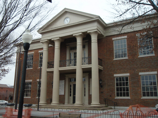 Williamson county tennessee courthouse 2009 image