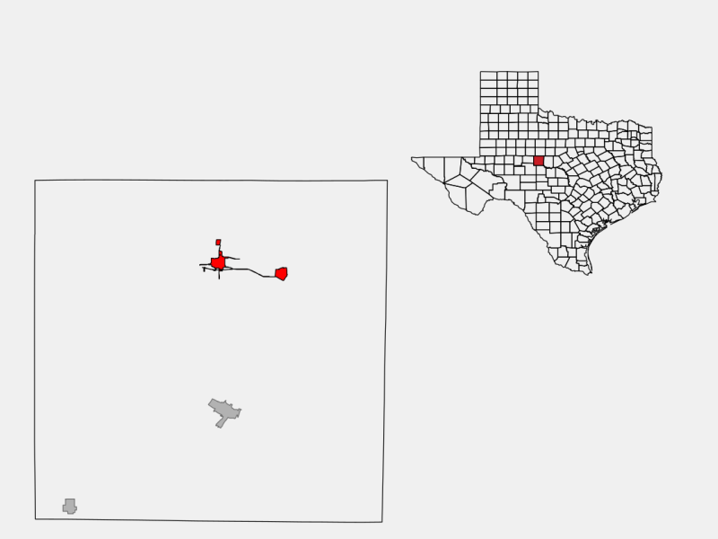 Winters locator map