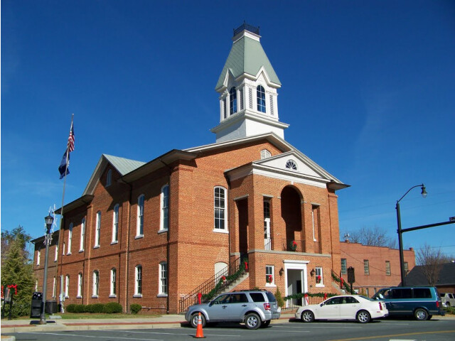 Old Chesterfield County Courthouse image