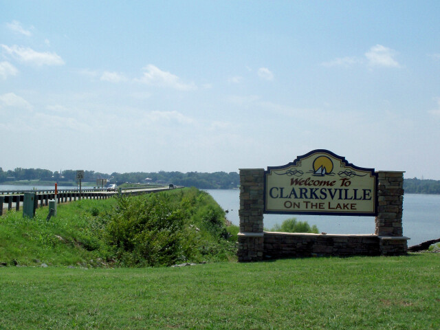 Welcome to Clarksville - panoramio image